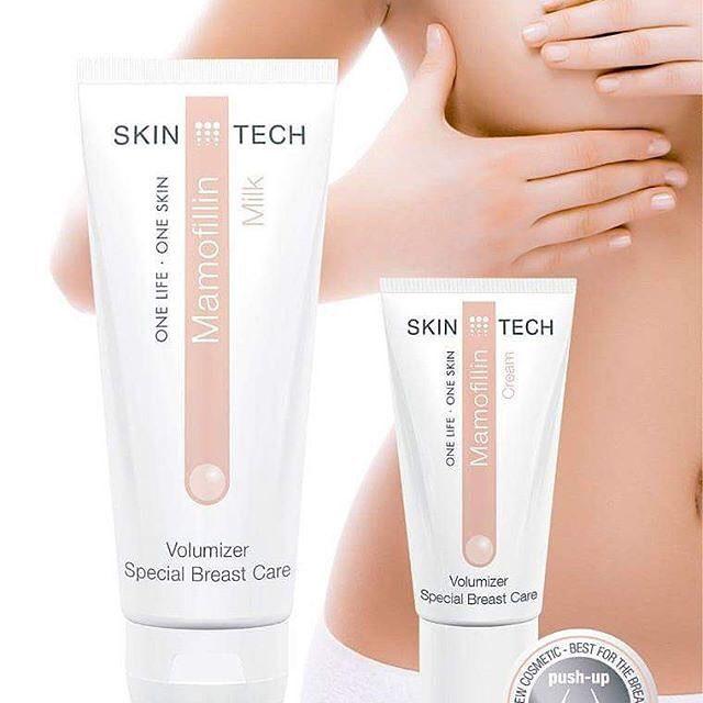 Bröstkräm: Mamofillin Milk från Skin Tech