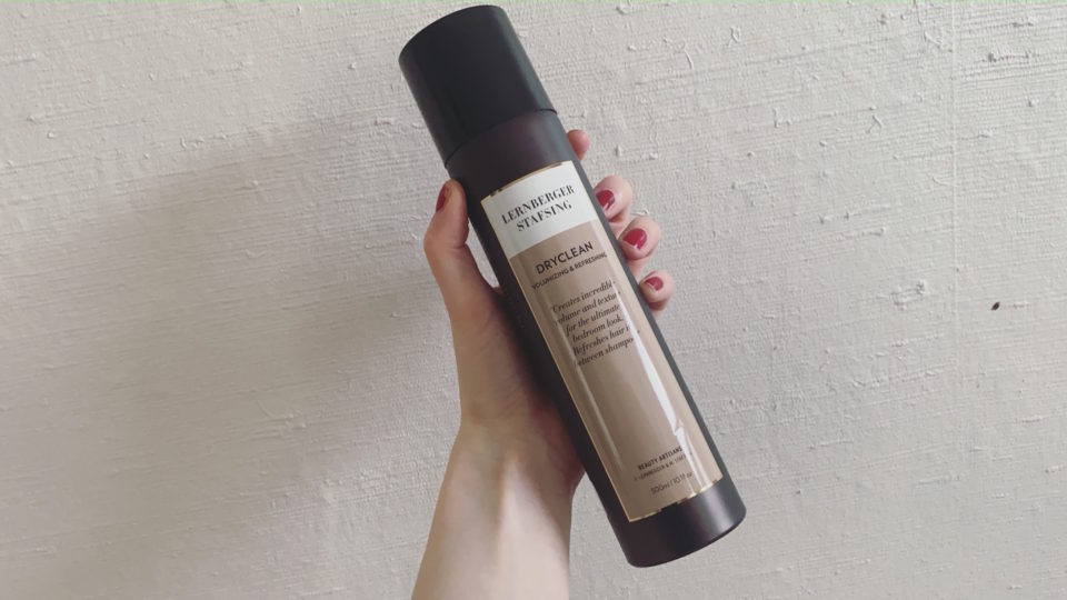 Recension:Lernberger Stafsing Dryclean Volumizing & Refreshing